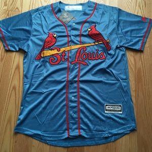 Other - St. Louis Cardinals Blue Goldschmidt Jersey (L)